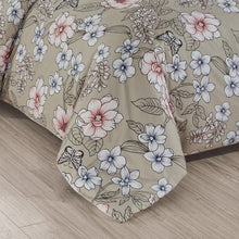 Load image into Gallery viewer, Magnolia Printed Duvet Cover Set
