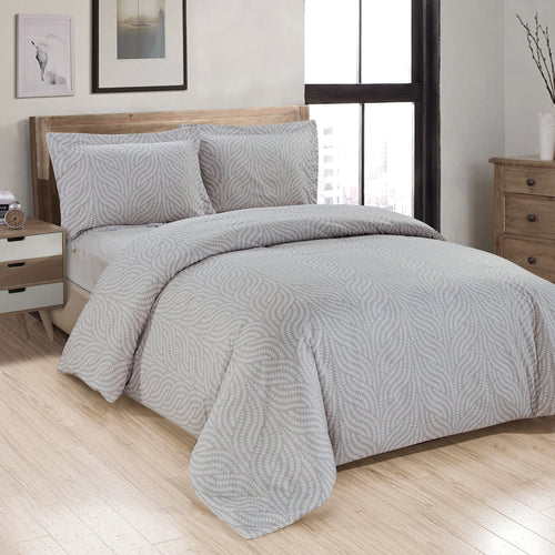 Randall Printed Duvet Cover Set