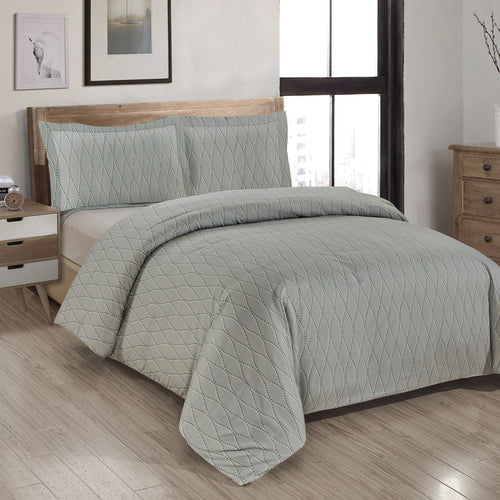 Waverly Printed Duvet Cover Set