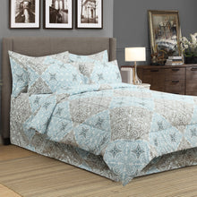 Load image into Gallery viewer, Seville 8pc Bed In A Bag Comforter Set