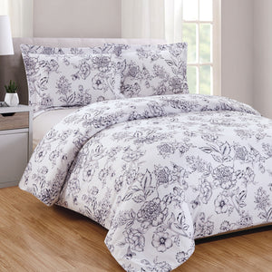 Finley 3pc Duvet Cover Set