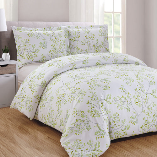 Highgrove 3pc Duvet Cover Set