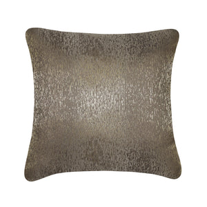 Joanna Metallic Gold Cushion