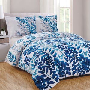 Luna 3pc Duvet Cover Set