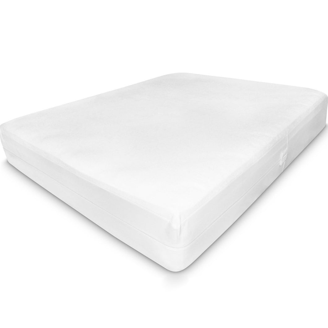 SIlverClear Deluxe Mattress Encasement