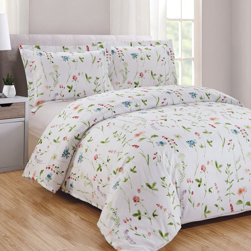 Meadow 3pc Duvet Cover Set