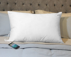 Music Sleep Bed Pillow with Built In Speaker