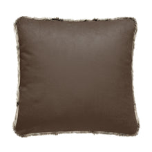 Load image into Gallery viewer, NCATW Faux Fur Cushion