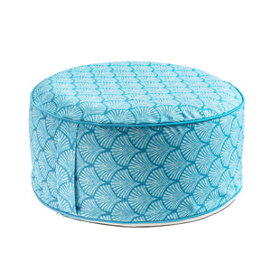 Outdoor Inflatable Ottoman Deco Geo