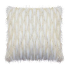 Load image into Gallery viewer, Ostrich Faux Fur Cushion