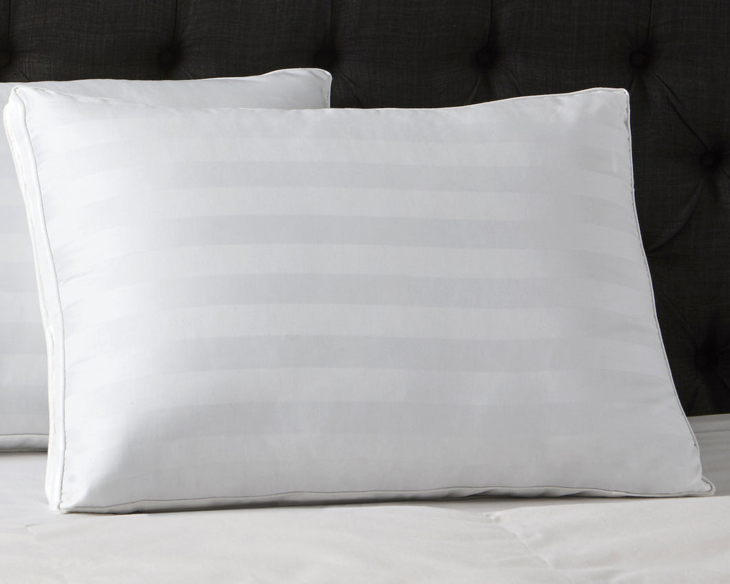 300 Thread Count Cotton Pillow with Gusset