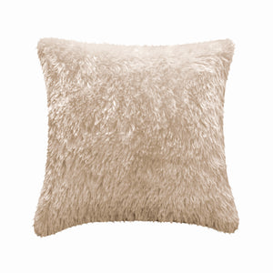 Fun Fur Long Hair Cushion