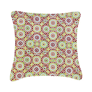 Outdoor Mosaic Cushion
