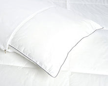 Load image into Gallery viewer, SilverClear 100% Cotton Pillow Protector