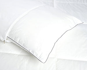 SilverClear 100% Cotton Pillow Protector