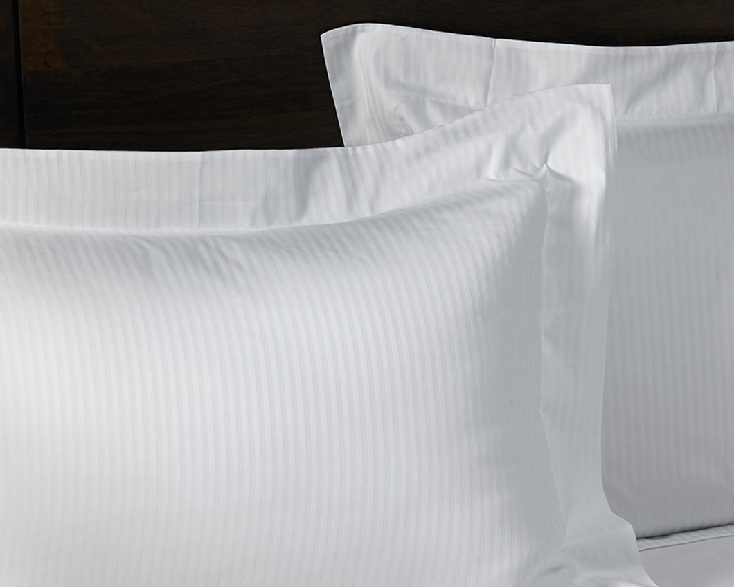 SilverClear 250TC Dobby Pillow Sham