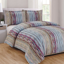 Load image into Gallery viewer, Rayas 3pc Duvet Cover Set