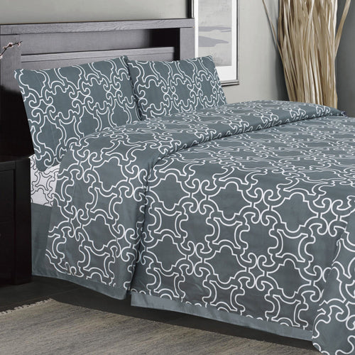 Vista Printed Sheet Set