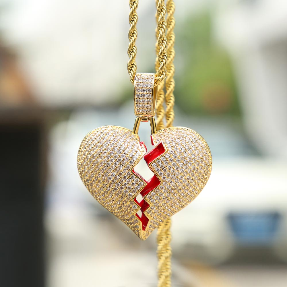https://jp.krkcom.com/collections/pendants/products/14k-gold-single-broken-heart-pendant-necklace
