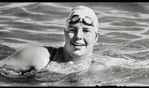 Lynne Cox, swimmer, Mysteries at the Museum