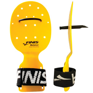 FINIS Bolster Paddles  ISHOF Swimming Hall of Fame Swimming World