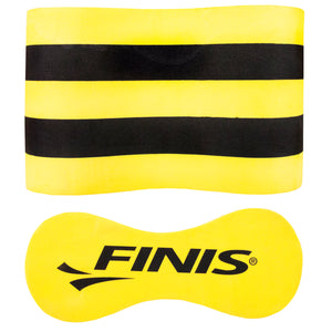 FINIS Foam Pull Buoy   ISHOF Swimming Hall of Fame Swimming World