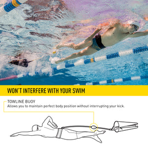 FINIS Drag+Fly ISHOF Swimming Hall of Fame Swimming World