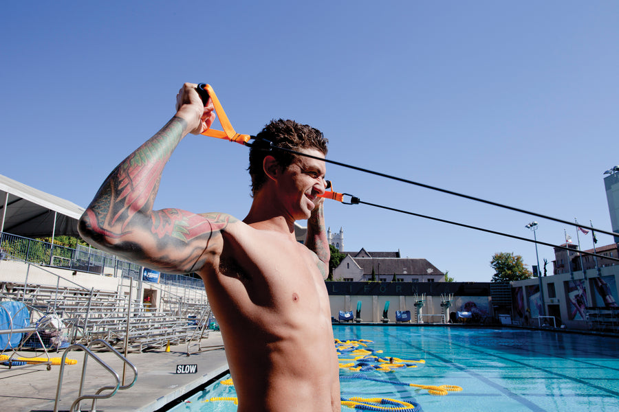 FINIS Dryland Cord ISHOF Swimming Hall of Fame Swimming World