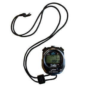 3X100M Stopwatch FINIS ISHOF Swimming Hall of Fame Swimming World