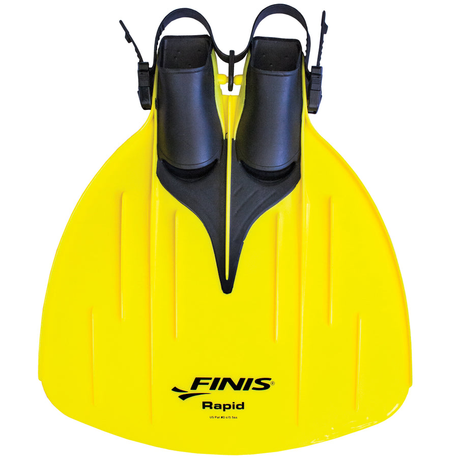 FINIS Rapid Monofin ISHOF Swimming Hall of Fame Swimming World