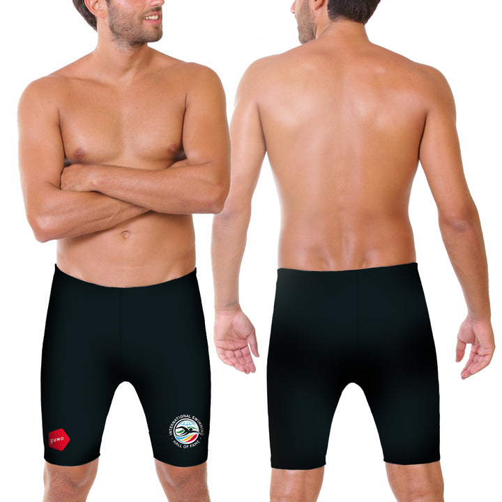 ISHOF Logo Men's Jammers Swimsuit by ZUMO USA