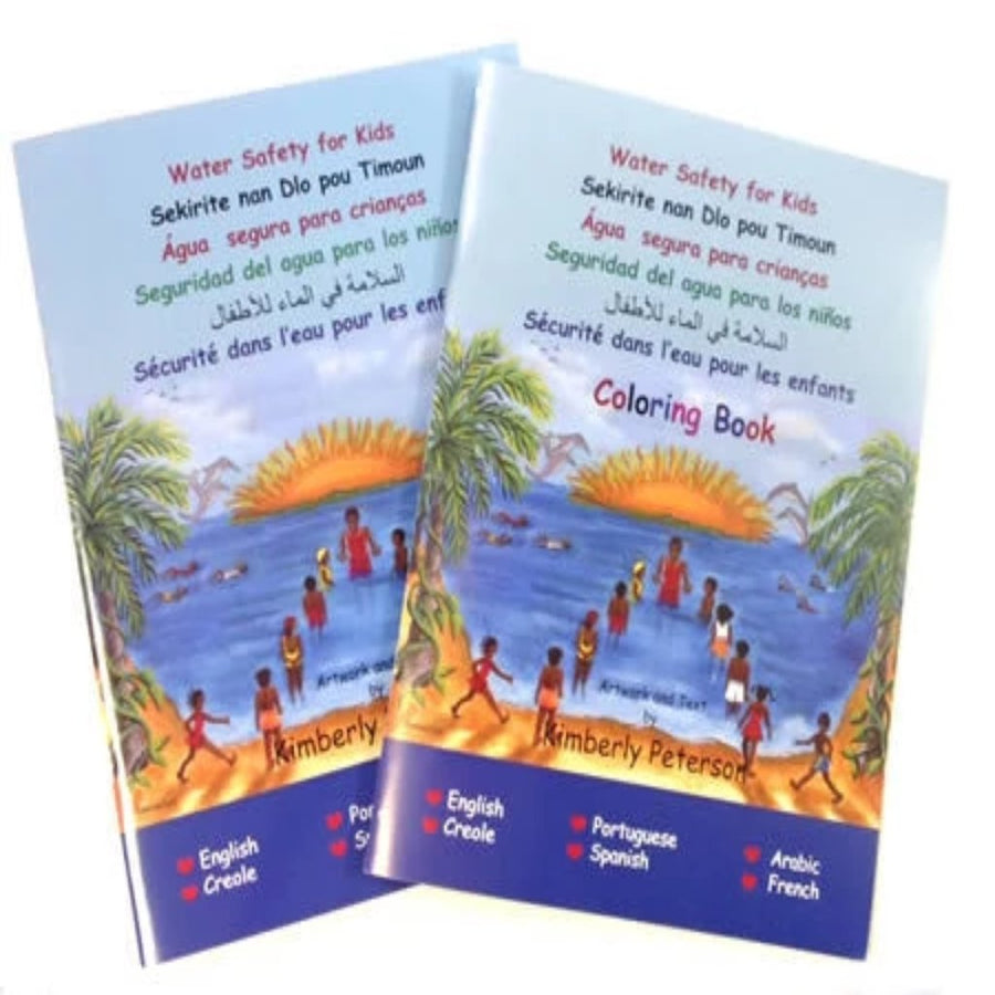 Water Safety For Kids book ISHOF Swimming Hall of Fame Swimming World