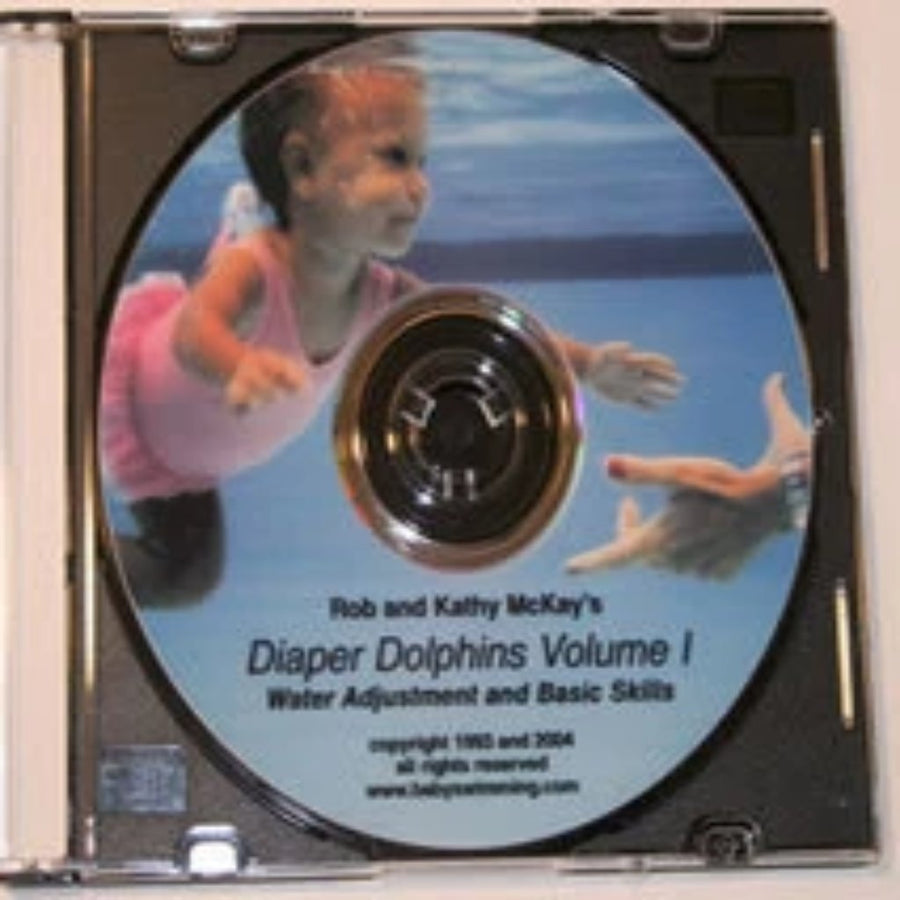 Diaper Dolphins Volume I DVD  ISHOF Swimming Hall of Fame Swimming World