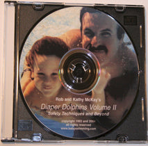 Diaper Dolphins Volume II DVD  ISHOF Swimming Hall of Fame Swimming World
