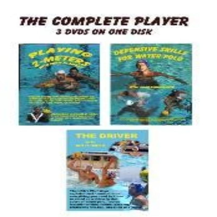 The Complete Player DVD Wigo ISHOF Swimming Hall of Fame Swimming World