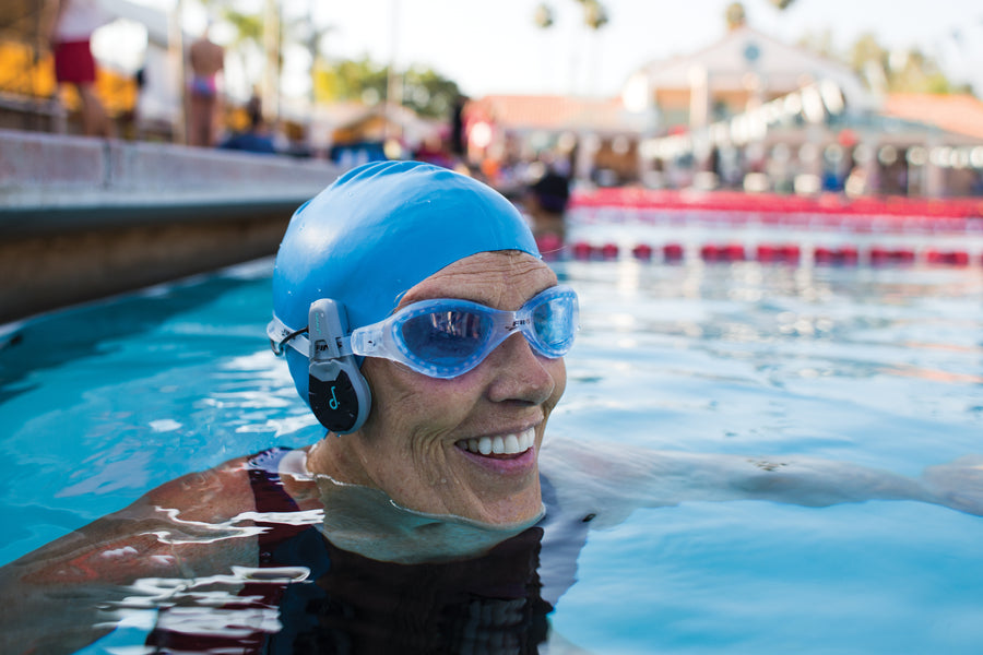 FINIS Energy Goggles ISHOF Swimming Hall of Fame Swimming World