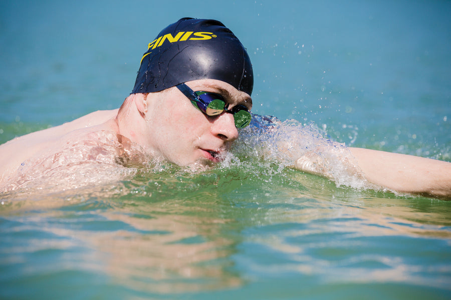 FINIS Dart Lightning Goggles  ISHOF Swimming Hall of Fame Swimming World