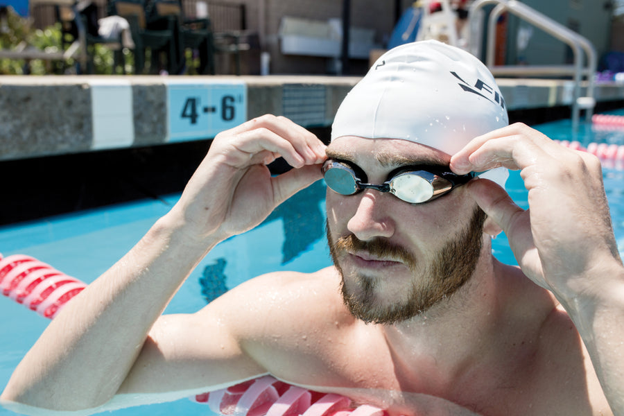 FINIS Strike Goggles ISHOF Swimming Hall of Fame Swimming World