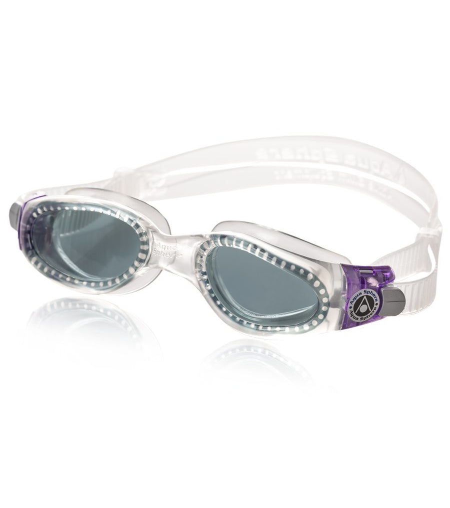 Aqua Sphere Kaiman Lady Goggles  ISHOF Swimming Hall of Fame Swimming World