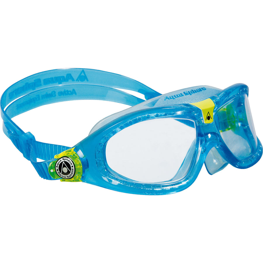 Aqua Sphere Seal Kid 2 Goggles  ISHOF Swimming Hall of Fame Swimming World