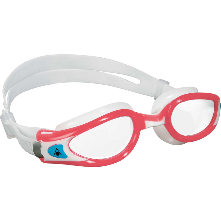 Aqua Sphere Kaiman EXO Ladies Goggles  ISHOF Swimming Hall of Fame Swimming World