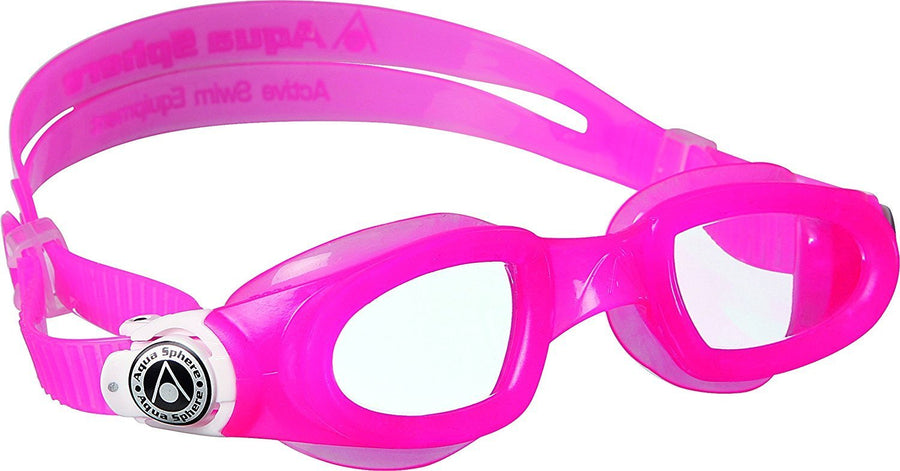 Aqua Sphere Moby Kid Goggles  ISHOF Swimming Hall of Fame Swimming World