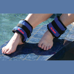 Sprint Aquatics Ankle Weights - 3lb Set