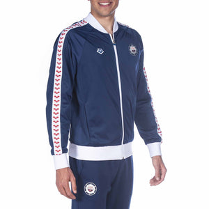 Official Men's USA Swimming National Team Relax IV Jacket