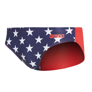 Official National Team USA Men's Brief Swimsuit