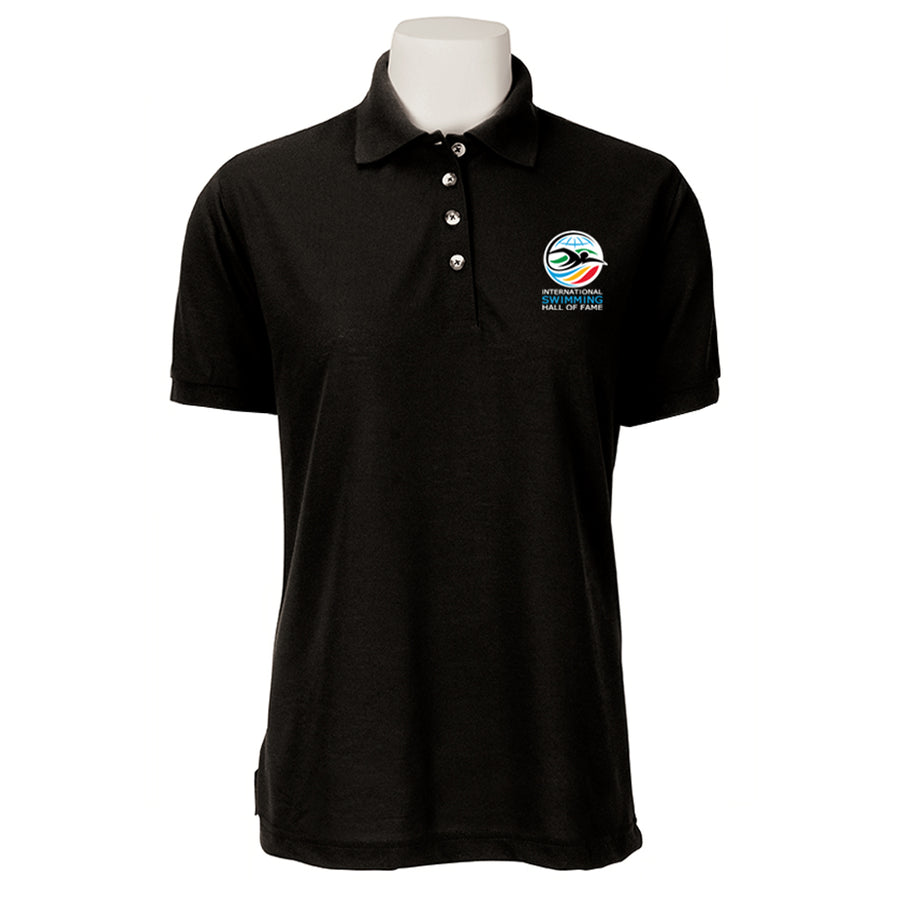 Women's Embroidered Performance Polo Shirt