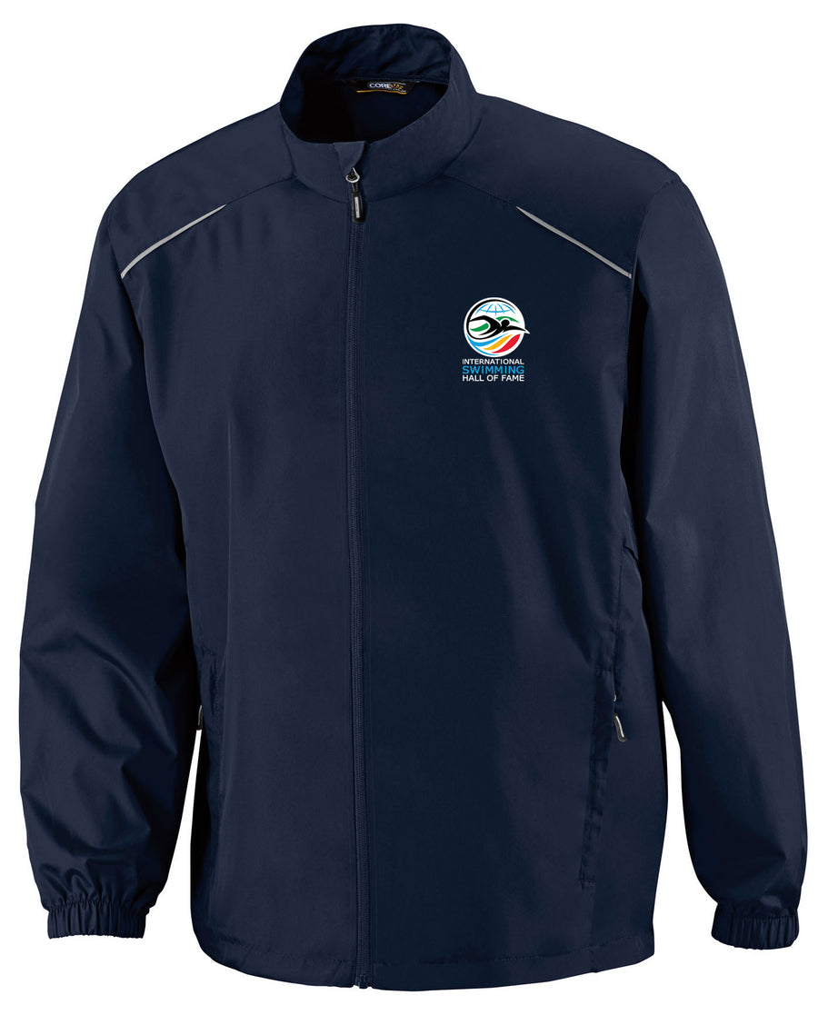 Windbreaker Jacket ISHOF Swimming Hall of Fame Swimming World
