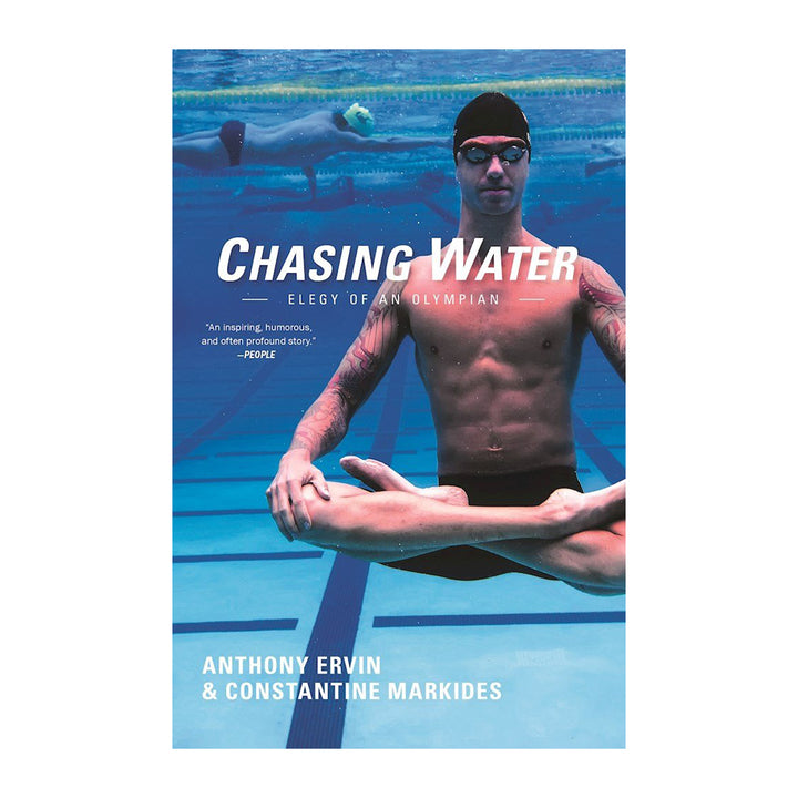 Chasing Water - By Anthony Ervin and Constantine Markides