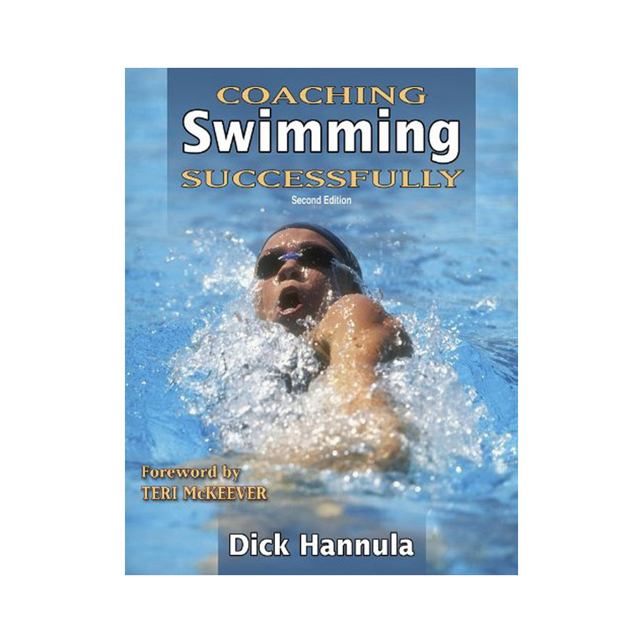 Coaching Swimming Successfully- Second Edition