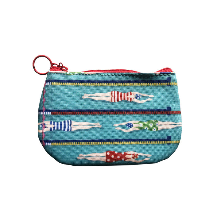 Nylon Coin Purse